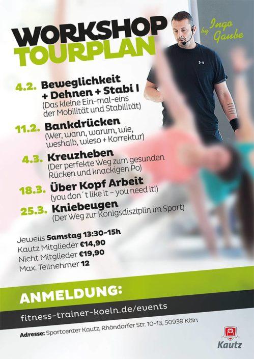 Personaltrainer Ingo Gaube in Köln Marketing von wir erreichen Leute!