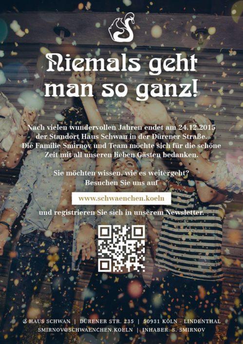 Wir erreichen Leute Marketing in Köln!